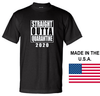 50/50 T-SHIRT - MADE IN THE U.S.A. !