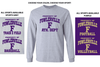 ALL SPORT LONG SLEEVE T-SHIRT -  YOUTH & ADULT