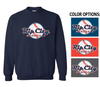 BASIC CREW NECK SWEATSHIRT - YOUTH & ADULT