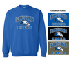 CHEER BASIC CREW NECK SWEATSHIRT