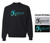 BASIC CREW NECK SWEATSHIRT - ADULT & YOUTH