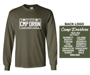 BASIC LONG SLEEVE TEE - ADULT ONLY