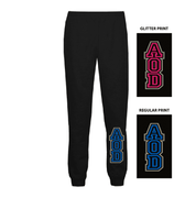 BLACK JOGGER - ADULT & YOUTH