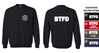 BTFD CREW NECK SWEATSHIRT - ADULT &  YOUTH