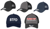 BTFD NEW ERA ADJUSTABLE TRUCKER HAT - SNAP BACK