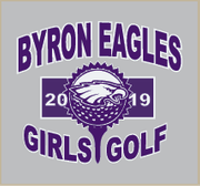 BYRON GIRLS GOLF APPAREL