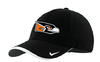 NIKE ADJUSTABLE VENTED GOLF HAT - EMB LOGO