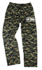 CAMO FLANNEL PANTS - ADULT &  YOUTH