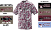 CAMO PERFORMANCE T-SHIRT - ADULT & YOUTH