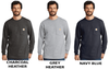 CARHARTT LONG SLEEVE POCKET T-SHIRT - IN-STOCK