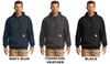 CARHARTT MID-WEIGHT HOODED SWEATSHIRT - IN-STOCK