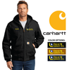 CARHARTT THERMAL LINED HOODED DUCK JACKET