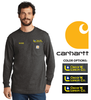 CARHARTT WORKWEAR LONG SLEEVE T-SHIRT