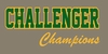 CHALLENGER CAR WINDOW DECAL