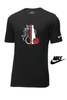 NIKE CORE COTTON MEGAPHONE T-SHIRT