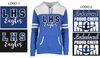 CHEER MOM GAME DAY HOODIE
