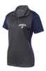COLORBLOCK POLO - WOMEN'S