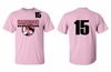 DIG PINK PLAYER TEE - MANDATORY FOR ALL PLAYERS