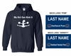 FAN HOODED SWEATSHIRT - MEN'S & YOUTH