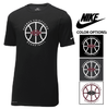 NIKE DRI-FIT COTTON/POLY T-SHIRT