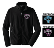 FLEECE JACKET - EMB LOGO - ADULT & YOUTH