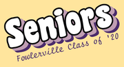 FOWLERVILLE CLASS OF 2020