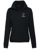 FULL ZIP CREW SWEATSHIRT - EMB LOGO