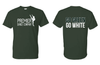 GO GREEN DANCER TEE - YOUTH & ADULT