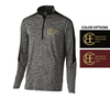 HEATHERED PERFORMANCE 1/4 ZIP - ADULT & YOUTH