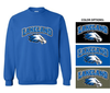 LAKELAND BASIC CREW NECK SWEATSHIRT