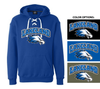 LAKELAND HOCKEY LACE HOODED SWEATSHIRT
