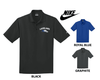 LAKELAND NIKE BASIC DRI-FIT POLO