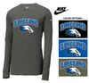 LAKELAND NIKE CORE COTTON LONG SLEEVE T-SHIRT