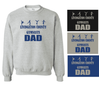 LCG DAD CREW NECK SWEATSHIRT - REGULAR PRINT