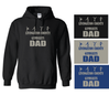 LCG DAD HOODED SWEATSHIRT - REGULAR PRINT