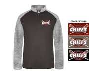 LIGHT WEIGHT 1/4 ZIP PULLOVER - ADULT ONLY