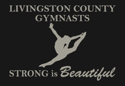 LIVINGSTON COUNTY GYMNASTS APPAREL