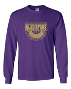 LONG SLEEVE T-SHIRT - ADULT & YOUTH