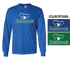 LONG SLEEVE T-SHIRT - YOUTH & ADULT