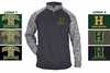 MEN'S FLEECE 1/4 ZIP PULLOVER