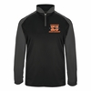 MEN'S LT WEIGHT PEFORMANCE 1/4 ZIP PULLOVER