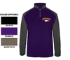 MEN'S LT WEIGHT PERFORMANCE 1/4 ZIP - ADULT ONLY