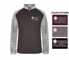 MEN'S PERFORMANCE LT. WEIGHT 1/4 ZIP PULLOVER