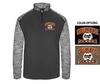 MEN'S LT. WEIGHT 1/4 ZIP PULLOVER
