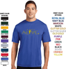 MEN'S PERFORMANCE DRI-FIT T-SHIRT - MOVE LOGO