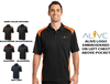 MEN'S SNAG-PROOF 2 WAY COLORBLOCK POCKET POLO