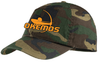MILITARY CAMO HAT - ADJUSTABLE