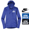 NIKE FULL ZIP FLEECE HOOD - WOMEN'S