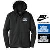 NIKE FULL ZIP FLEECE HOOD - MEN'S