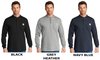 CARHARTT LONG SLEEVE HENLEY T-SHIRT - IN-STOCK